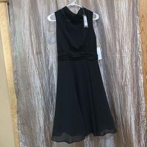 NY&C black dress